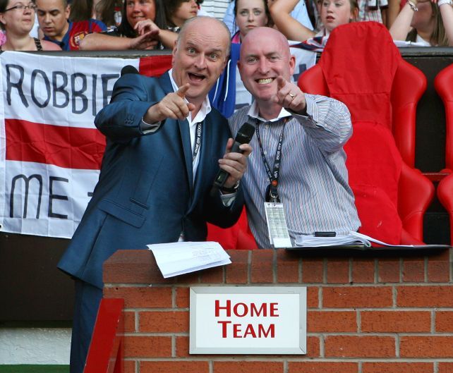 27/05/2012 - Charity Event - Soccer Aid 2012 - X - Photo: Simon Stacpoole / Offside.